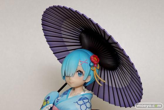 KADOKAWAのRe:ゼロから始める異世界生活 レム 浮世絵Ver.の新作フィギュア彩色サンプル画像19