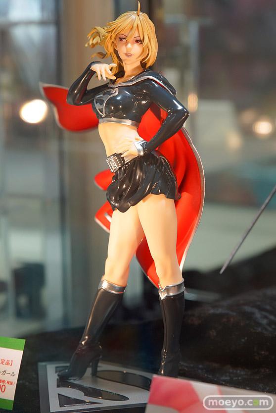 コトブキヤのDC COMICS美少女 DC UNIVERSE ダークスーパーガールの新作フィギュア彩色サンプル画像03
