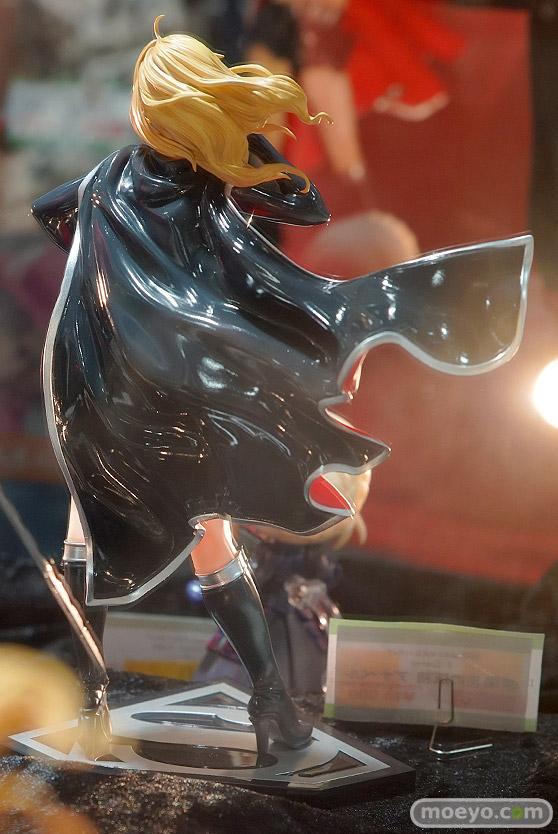 コトブキヤのDC COMICS美少女 DC UNIVERSE ダークスーパーガールの新作フィギュア彩色サンプル画像04