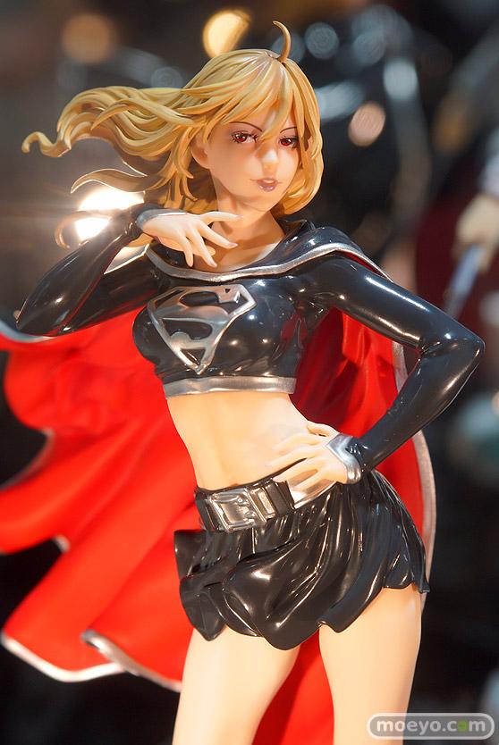コトブキヤのDC COMICS美少女 DC UNIVERSE ダークスーパーガールの新作フィギュア彩色サンプル画像05