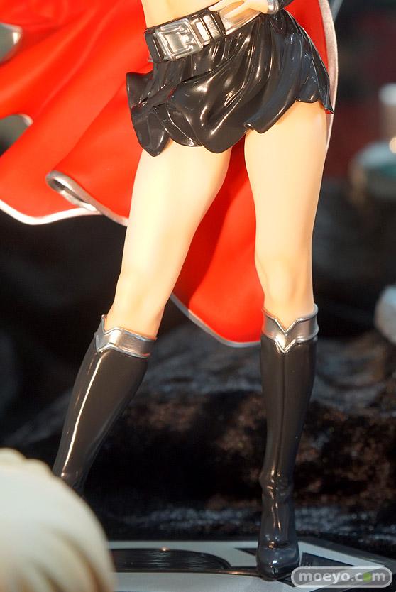 コトブキヤのDC COMICS美少女 DC UNIVERSE ダークスーパーガールの新作フィギュア彩色サンプル画像08