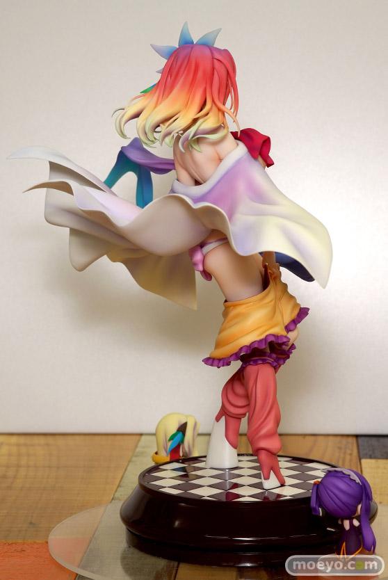 ファット・カンパニーのノーゲーム・ノーライフ ステファニー・ドーラの新作フィギュア彩色サンプル画像06
