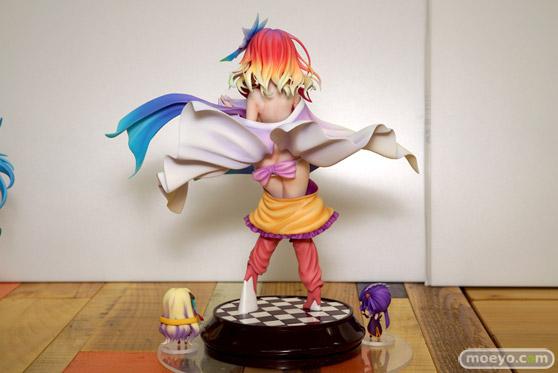 ファット・カンパニーのノーゲーム・ノーライフ ステファニー・ドーラの新作フィギュア彩色サンプル画像08