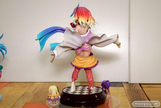 ファット・カンパニーのノーゲーム・ノーライフ ステファニー・ドーラの新作フィギュア彩色サンプル画像09