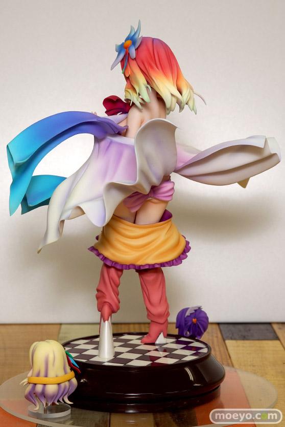 ファット・カンパニーのノーゲーム・ノーライフ ステファニー・ドーラの新作フィギュア彩色サンプル画像10