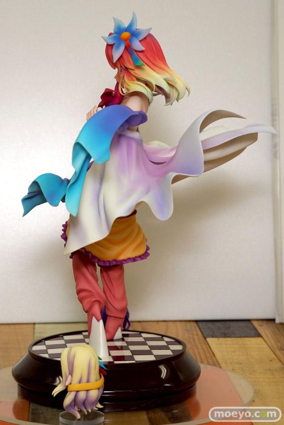 ファット・カンパニーのノーゲーム・ノーライフ ステファニー・ドーラの新作フィギュア彩色サンプル画像11