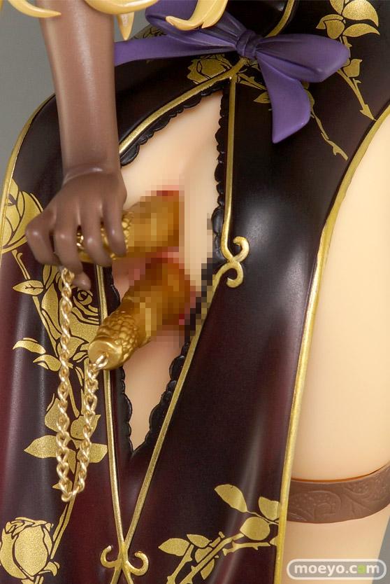 スカイチューブプレミアムのSTP 金蓮 Jin-Lianの新作フィギュア製品版キャストオフエロ画像18