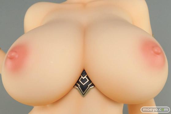 オーキッドシードの七つの大罪 マモン -いのうえたくやver.-の新作フィギュア製品版おっぱい丸出し画像28