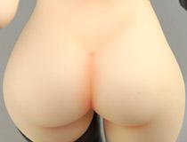 ダイキ工業「黒田潤(ナン職人)オリジナルイラスト チェリオ」新作フィギュア製品版画像レビュー
