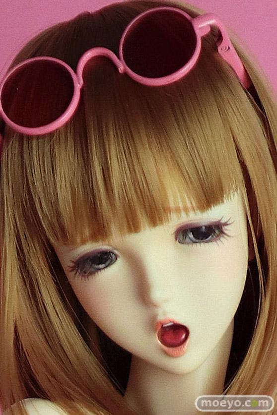 リアルアートプロジェクトのPink Drops #42 千絵美 チエミの新作アダルトフィギュアドール彩色サンプル画像12