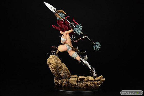 オルカトイズのFAIRY TAIL エルザ・スカーレット the騎士ver.の新作フィギュア彩色サンプル画像07
