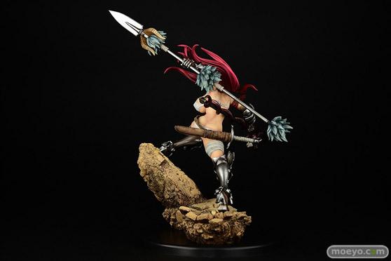オルカトイズのFAIRY TAIL エルザ・スカーレット the騎士ver.の新作フィギュア彩色サンプル画像09