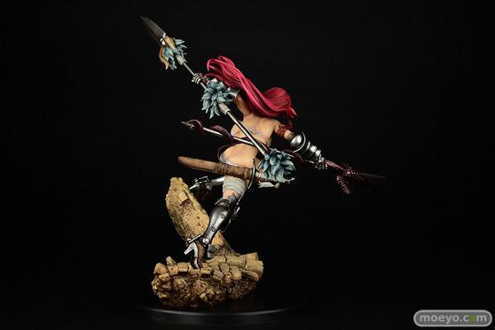 オルカトイズのFAIRY TAIL エルザ・スカーレット the騎士ver.の新作フィギュア彩色サンプル画像10