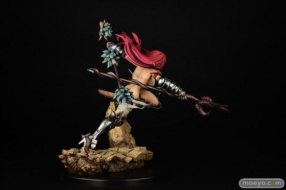 オルカトイズのFAIRY TAIL エルザ・スカーレット the騎士ver.の新作フィギュア彩色サンプル画像11