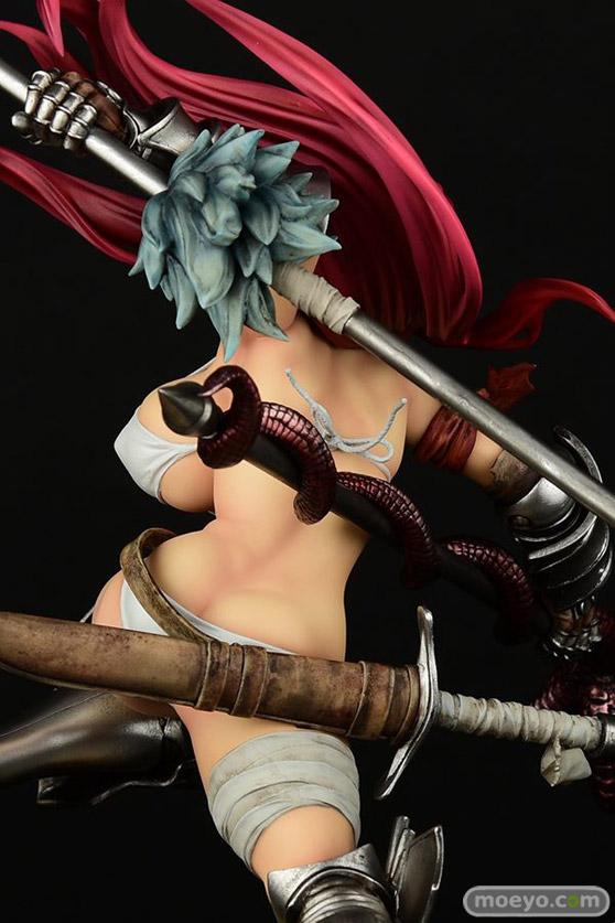 オルカトイズのFAIRY TAIL エルザ・スカーレット the騎士ver.の新作フィギュア彩色サンプル画像21