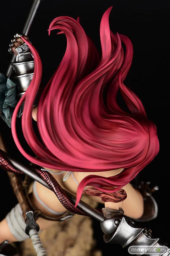 オルカトイズのFAIRY TAIL エルザ・スカーレット the騎士ver.の新作フィギュア彩色サンプル画像28