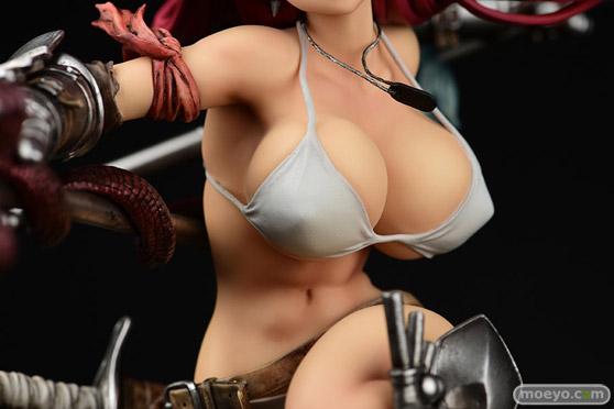 オルカトイズのFAIRY TAIL エルザ・スカーレット the騎士ver.の新作フィギュア彩色サンプル画像47