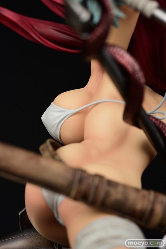 オルカトイズのFAIRY TAIL エルザ・スカーレット the騎士ver.の新作フィギュア彩色サンプル画像49