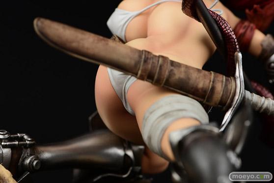 オルカトイズのFAIRY TAIL エルザ・スカーレット the騎士ver.の新作フィギュア彩色サンプル画像58