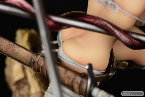 オルカトイズのFAIRY TAIL エルザ・スカーレット the騎士ver.の新作フィギュア彩色サンプル画像59