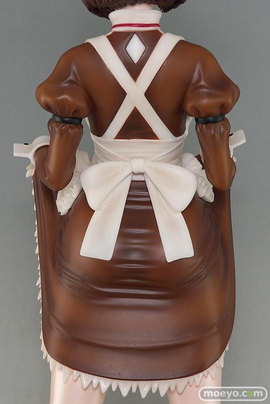 ダイキ工業の嫌な顔されながらおパンツ見せてもらいたいフィギュア メイドの伊東ちとせさん クラシックブラウンの新作フィギュア彩色サンプル画像16