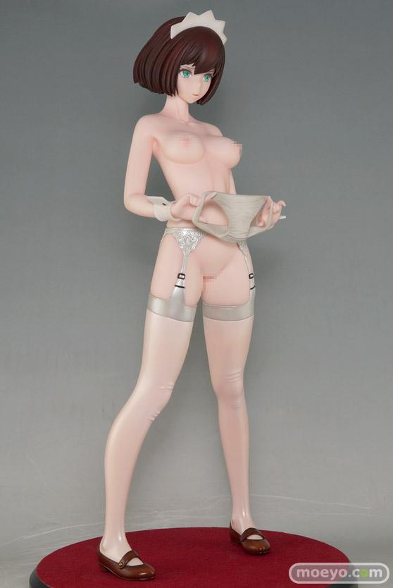 ダイキ工業の嫌な顔されながらおパンツ見せてもらいたいフィギュア メイドの伊東ちとせさん クラシックブラウンの新作フィギュア彩色サンプル画像31