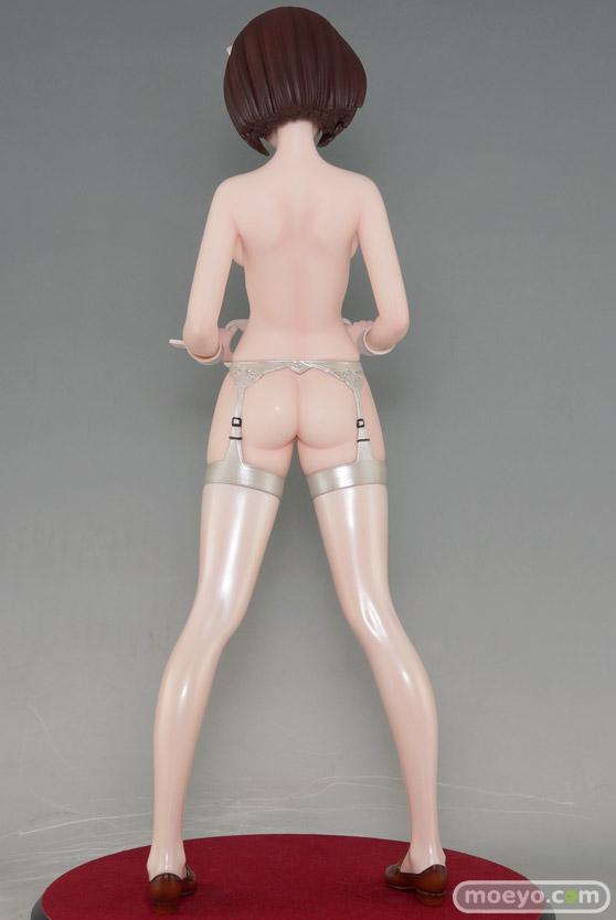 ダイキ工業の嫌な顔されながらおパンツ見せてもらいたいフィギュア メイドの伊東ちとせさん クラシックブラウンの新作フィギュア彩色サンプル画像34
