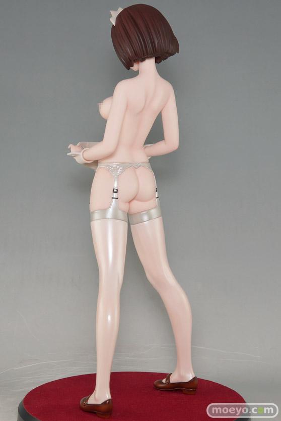 ダイキ工業の嫌な顔されながらおパンツ見せてもらいたいフィギュア メイドの伊東ちとせさん クラシックブラウンの新作フィギュア彩色サンプル画像35