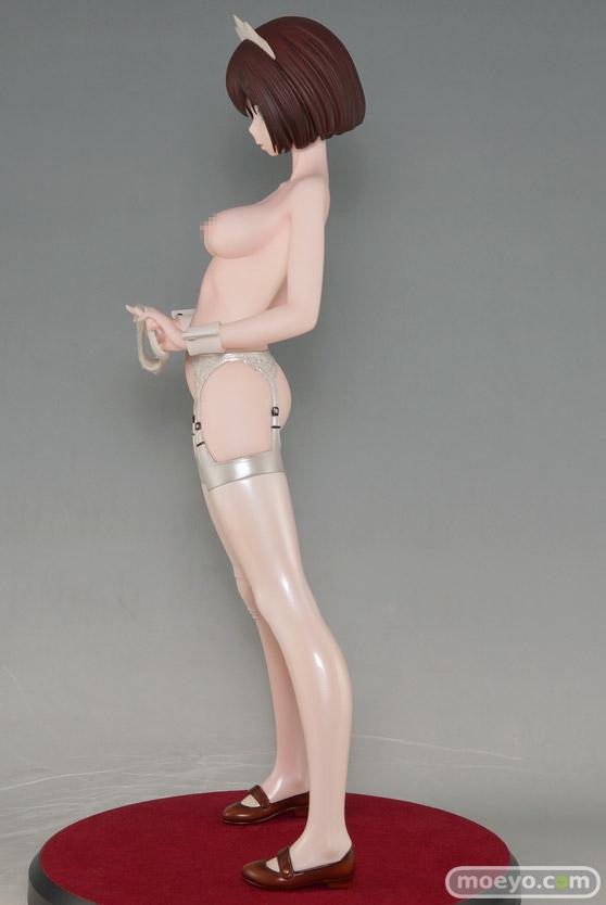 ダイキ工業の嫌な顔されながらおパンツ見せてもらいたいフィギュア メイドの伊東ちとせさん クラシックブラウンの新作フィギュア彩色サンプル画像36