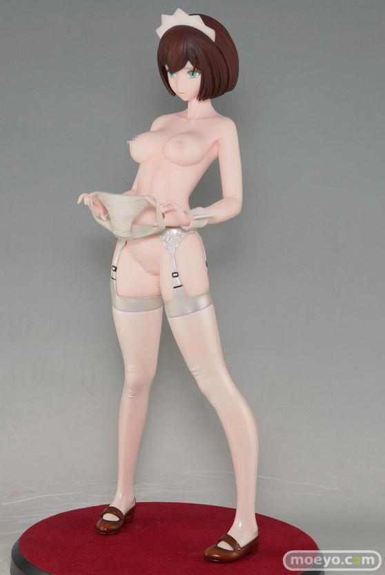 ダイキ工業の嫌な顔されながらおパンツ見せてもらいたいフィギュア メイドの伊東ちとせさん クラシックブラウンの新作フィギュア彩色サンプル画像37