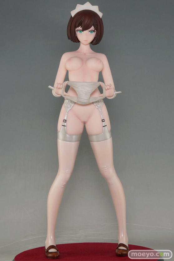 ダイキ工業の嫌な顔されながらおパンツ見せてもらいたいフィギュア メイドの伊東ちとせさん クラシックブラウンの新作フィギュア彩色サンプル画像58