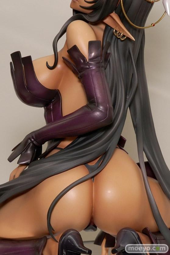 BINDingの黒獣 ~気高き聖女は白濁に染まる~ オリガ・ディスコルディアの新作アダルトフィギュア彩色サンプル画像09