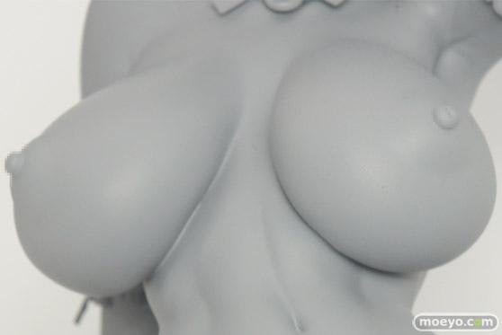 Q-sixの新作アダルトフィギュア 対魔忍アサギ ~決戦アリーナ~ 井河さくら メス豚娼婦 の監修中原型画像08