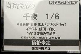 ドラゴン・トイの新作フィギュア 姉なるもの 千夜 の監修中原型画像10