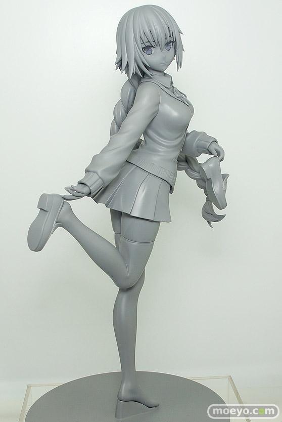 アルファマックスの新作フィギュア Fate/EXTELLA ジャンヌ・ダルク 制服Ver.(仮) の監修中原型画像01