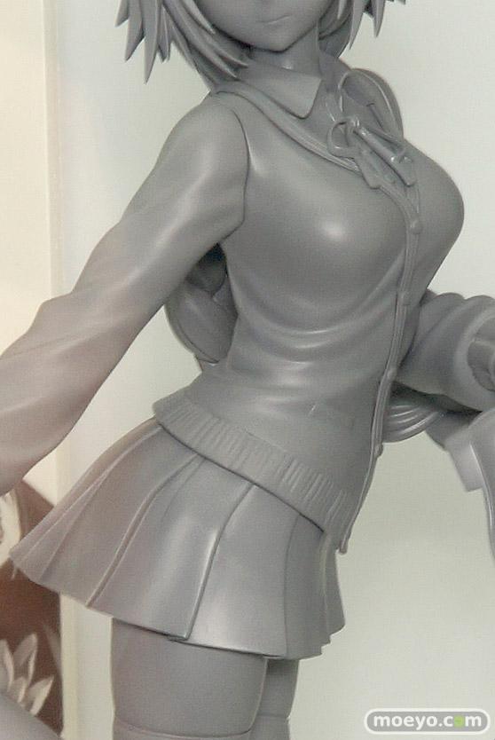 アルファマックスの新作フィギュア Fate/EXTELLA ジャンヌ・ダルク 制服Ver.(仮) の監修中原型画像06
