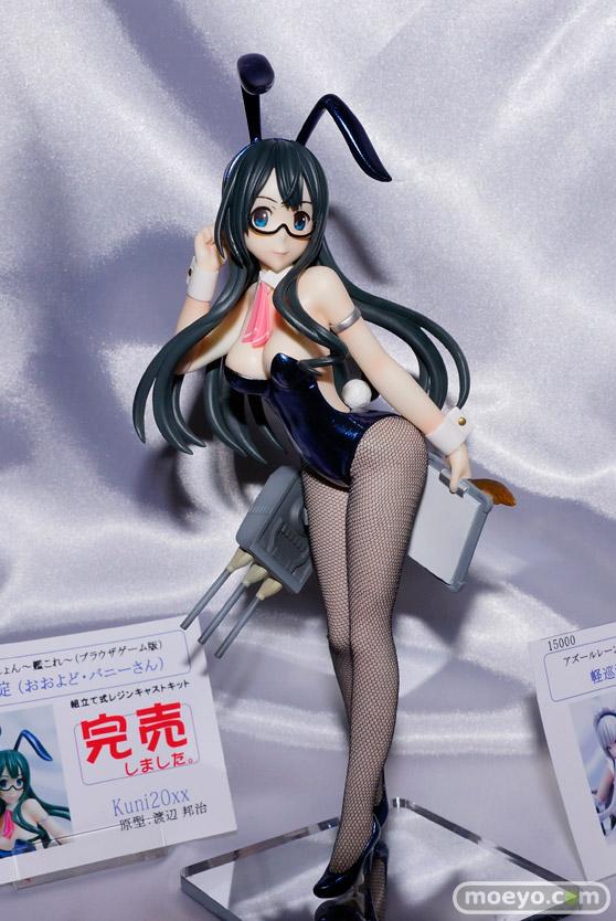 画像 フィギュア サンプル レビュー ワンダーフェスティバル 2018[夏] Kuni20xx びけっと・ふぇんす! 惑星そらまめ 01