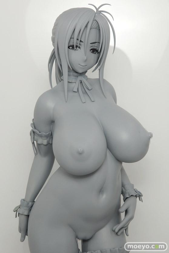 Q-sixの新作アダルトフィギュア SISTERS - 夏の最後の日 神村秋子 の監修中原型画像04