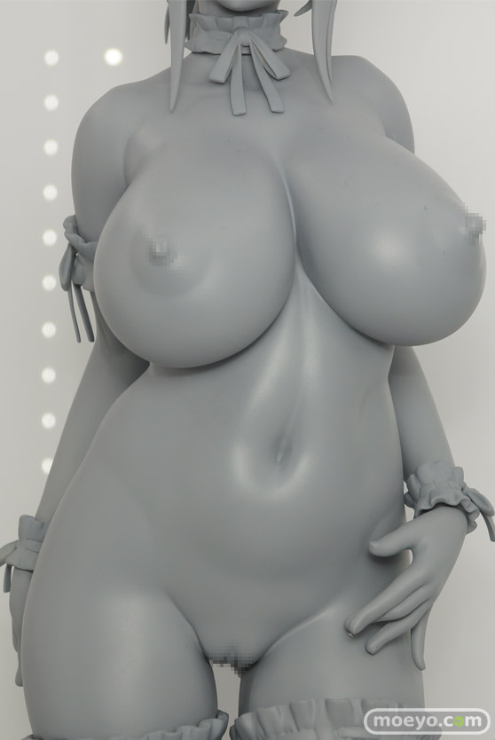 Q-sixの新作アダルトフィギュア SISTERS - 夏の最後の日 神村秋子 の監修中原型画像06