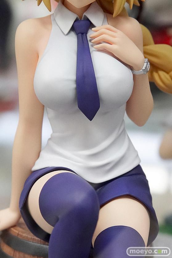 コトブキヤの新作フィギュア Fate/Apocrypha ルーラー の彩色サンプル画像06