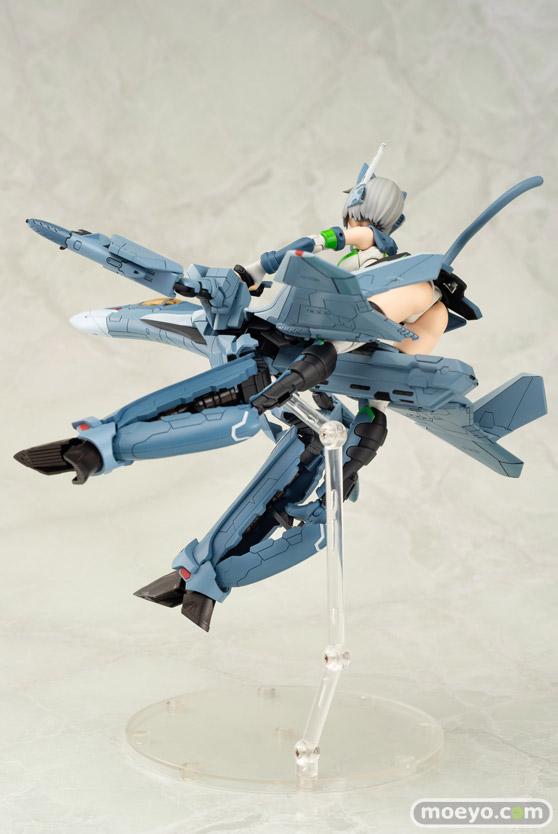 アオシマの新作プラモデル ACKS V.F.G. マクロスΔ VF-31A カイロス の彩色サンプル画像04