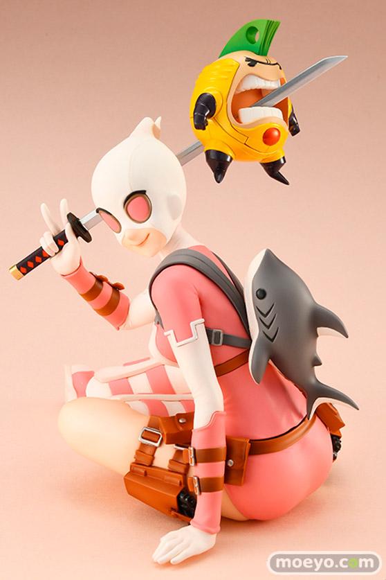 ホビージャパンの新作フィギュア グウェンプール のサンプル画像08