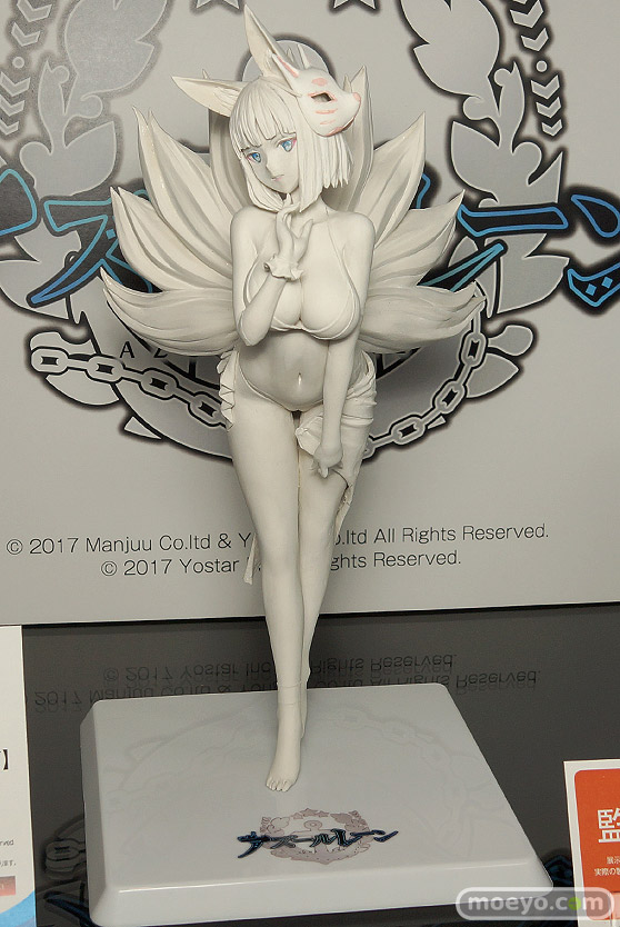 C3AFA TOKYO 2018 新作フィギュア展示の様子 ウェーブ ボークス アニプレックス プレックス06