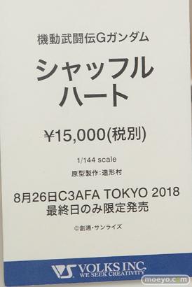 C3AFA TOKYO 2018 新作フィギュア展示の様子 ウェーブ ボークス アニプレックス プレックス18