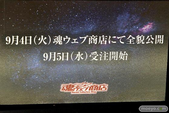 C3AFA TOKYO 2018 新作フィギュア展示の様子 バンダイスピリッツ BANDAI SPIRITS 魂ネイション ガンプラ プラモデル09