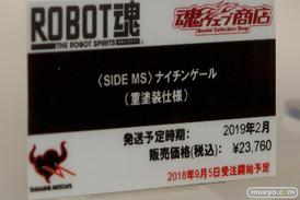 C3AFA TOKYO 2018 新作フィギュア展示の様子 バンダイスピリッツ BANDAI SPIRITS 魂ネイション ガンプラ プラモデル10