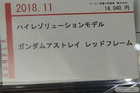 C3AFA TOKYO 2018 新作フィギュア展示の様子 バンダイスピリッツ BANDAI SPIRITS 魂ネイション ガンプラ プラモデル22