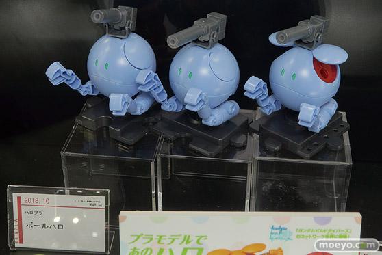 C3AFA TOKYO 2018 新作フィギュア展示の様子 バンダイスピリッツ BANDAI SPIRITS 魂ネイション ガンプラ プラモデル39