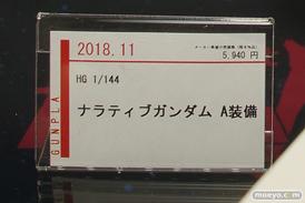 C3AFA TOKYO 2018 新作フィギュア展示の様子 バンダイスピリッツ BANDAI SPIRITS 魂ネイション ガンプラ プラモデル53
