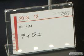 C3AFA TOKYO 2018 新作フィギュア展示の様子 バンダイスピリッツ BANDAI SPIRITS 魂ネイション ガンプラ プラモデル61